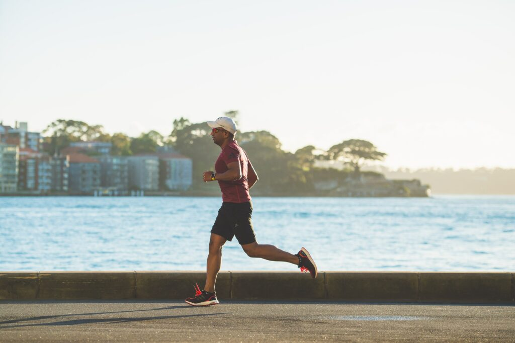 Research seems to indicate that a solid running training plan to get faster is a polarized model: go slow lots and go fast some.