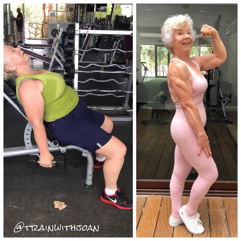 No matter how old you are, it's never too late to train with weight. The benefits, especially for runners, cyclists, and women, are immense.