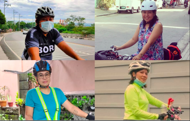 There are brave and powerful women around the world facing great hardships who are working to get more women on bikes.