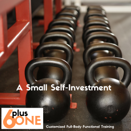 A 6plusONE online workout plan combines a custom mix of strength training, HIIT work, yoga, and endurance to meet your fitness needs.