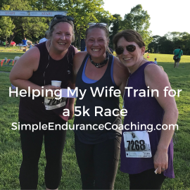 Training for a 5k Race